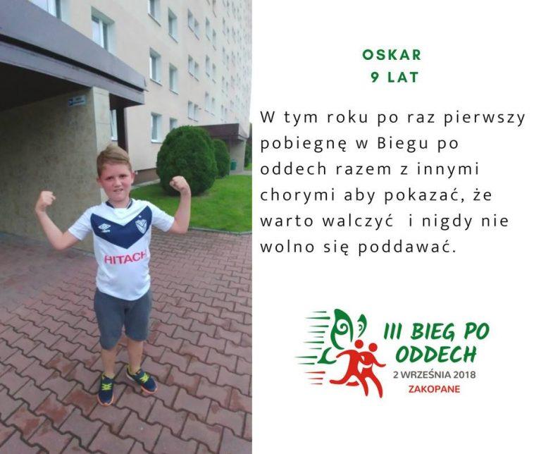 Oskar 9 lat