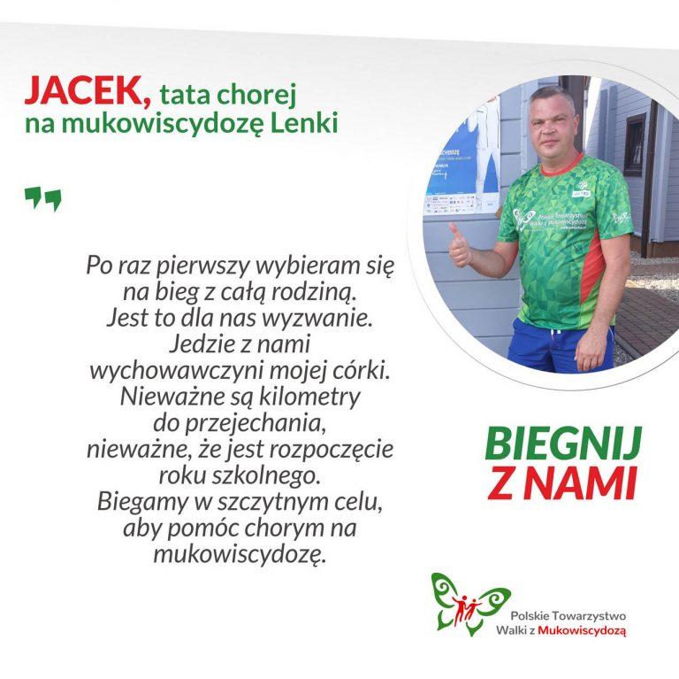 Jacek, tata