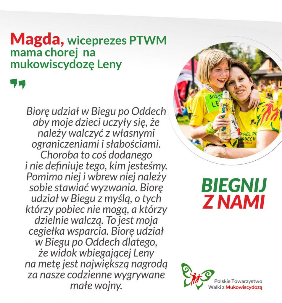 Magda, wiceprezes PTWM