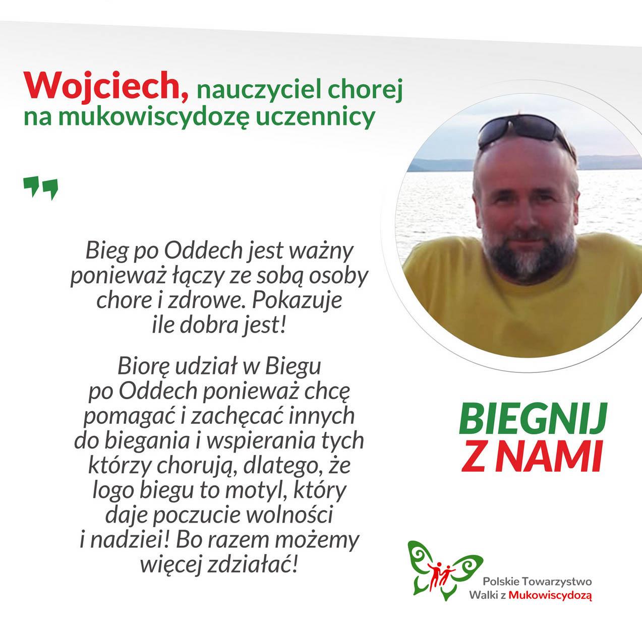 Wojciech, nauczyciel